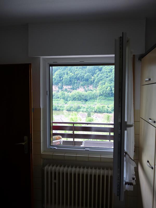 kueche-Ferienwohnung-Neckarblick-Neckartal-Odenwald-Eberbach